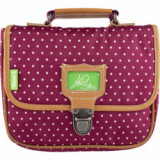 Mini-cartable cerise