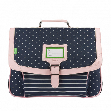 Cartable Jade Pois