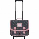 Cartable trolley Lou chiné