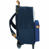 Sac trolley Marin bleu