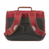 Cartable Madrid rouge