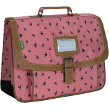 Cartable Swann rose