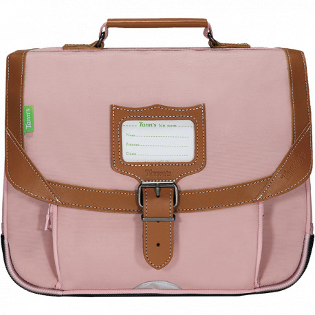 Cartable Diane rose