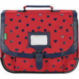 Cartable Alice rouge
