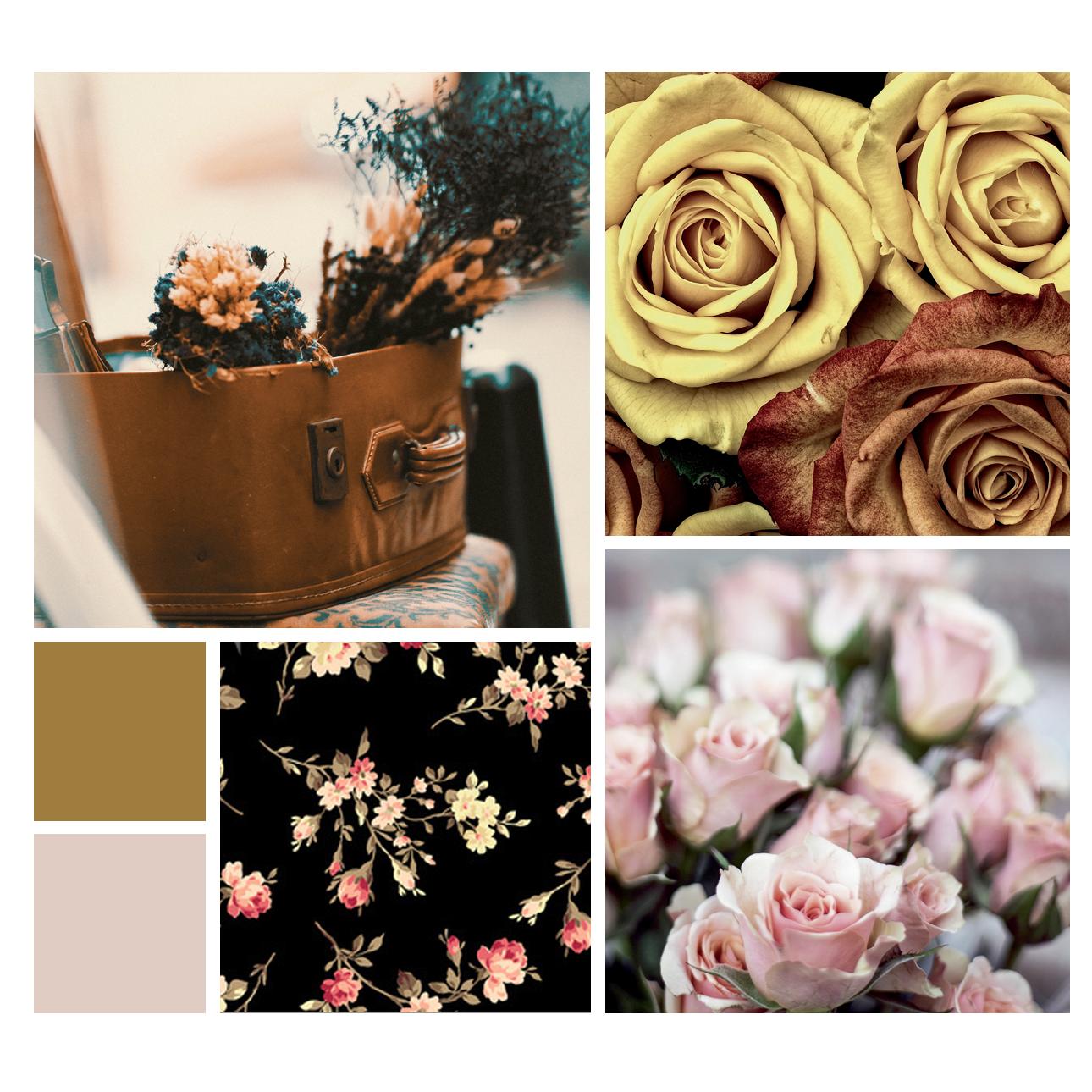 tendance roses anglaises