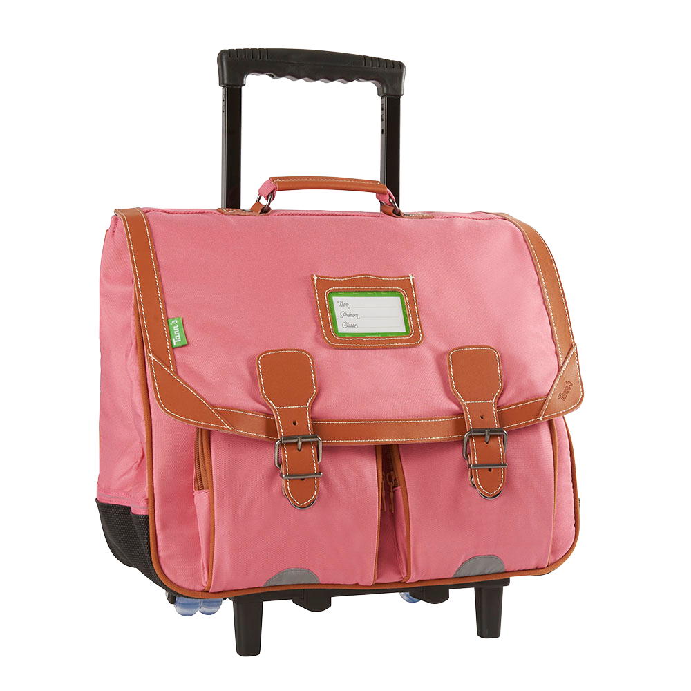 Cartable trolley 41 cm Portofino